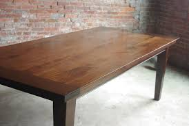 Shaker Style Dining Table And Chairs Shaker Dining Tables Custommade Shaker Style Dining Room Table
