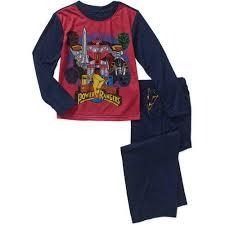 Megazord Halloween Costume Power Rangers U0027mighty Morphin Megazord Red Ranger U0027 Costume Pajama