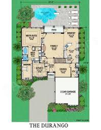 durango southern house plans luxury floor plans