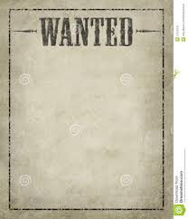 free wanted poster template for kids template purchase order