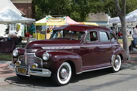 1941 chevrolet brochure and owners manual