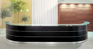 Modular Reception Desk Emel 03 Reception Desk Modular Reception Desks From Msl Interiors