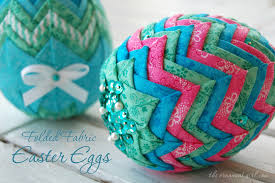 quilted easter egg pattern e book no sew the ornament market