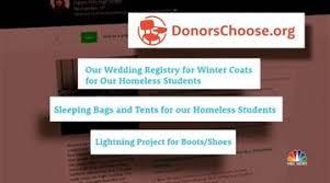 wedding registry for charity utah s charity wedding registry goes viral nbc news