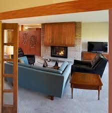 Mid Century Modern Living Room Furniture by Mid Century Modern Mad Men Retro Furniture Interior Design