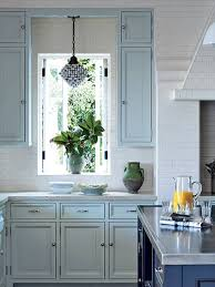 painting my kitchen cabinets blue painted kitchen cabinet ideas architectural digest