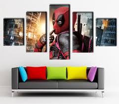 online get cheap wall decor deadpool aliexpress com alibaba group
