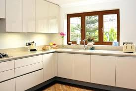 high gloss acrylic kitchen cabinets cream high gloss acrylic kitchen cabinets cost doors colors