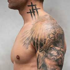 imagenes tatuajes cuello tatuajes en el cuello diseños para mujeres y hombres tendecias 2018
