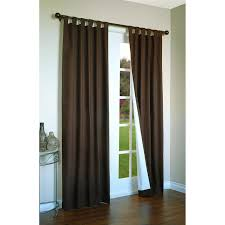 amazon com thermalogic weathermate tab top double width curtain