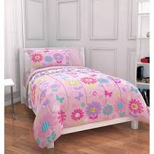 Bed In Bag Sets Pretty Pink Purple Burgundy Floral Themed And Popular