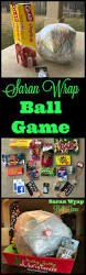 the saran wrap ball game rules and ideas wraps gaming and party