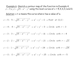 chapter 8 functions of several variables ppt download