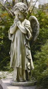 25 best angel garden statues ideas on pinterest angel statues