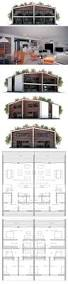 Narrow Lot Homes 384 Best House Plans Images On Pinterest House Floor Plans
