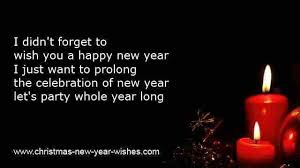 belated new year wishes and late new years poems