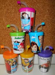 favor cups fresh beat band party favor cups personalized name fresh beat