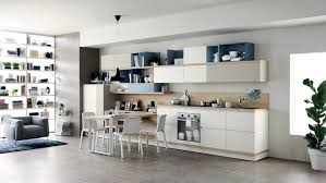 comptoir separation cuisine salon separation salon rangement cube original en plus de id es