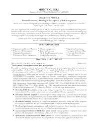 Financial Management Specialist Resume Resume Emergency Management Resume