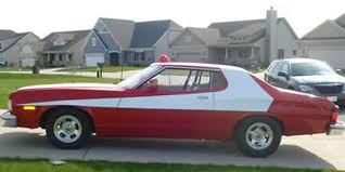 The Car In Starsky And Hutch The 1974 Ford Gran Torino Specs No Car No Fun Muscle Cars And