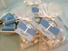 christening favor ideas easy baptism favor idea kisses from the guest of honor big