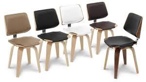chaise de cuisine pivotante chaise design mobiliermoss style scandinave en exclusicité la