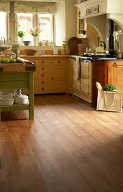 Interior Decorating Kitchen by Polyflor Camaro Wood Flooring 2220 Quaint Cottage Style Kitchen