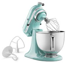 Kitchen Aid Mixer Sale by Artisan Kitchen Aid 5 Quart Stand Mixers Aqua Sky Color