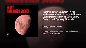 nosferatu the vampire in the halloween cave scary halloween