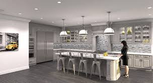 grey kitchen cabinets white floor home ideas design of fresh ikea
