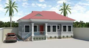 Free 3 Bedroom Bungalow House Plans by 3 Bedroom Flat House Plan In Nigeria Nrtradiant Com