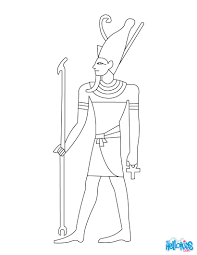 pharaoh of egypt online for free coloring pages hellokids com