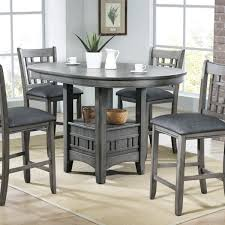 counter height table with chairs counter high table and chairs empire grey 5pc counter height dining