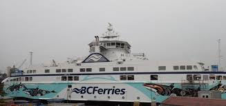 bc ferries launches lng dual fuel vessel