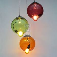 Colored Glass Pendant Lights 9073 Best Lights U0026 Lighting Images On Pinterest Lights Free