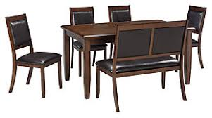 Dining Table And Chairs For 6 Dining Room Sets Move In Ready Sets Furniture Homestore