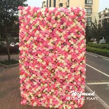 flower backdrop y0225 wefound flowers backdrop silk flower wall popular wedding