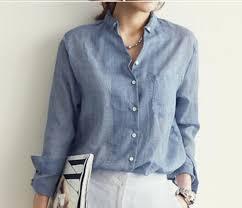 womens cotton blouses s summer autumn blouses 2015 cotton linen shirt