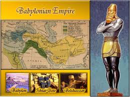 Map Of Babylon Contributions Of The Babylonian Civilization