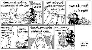 hai che do re mon phan 1 truyen che doremon tổng hợp truyện chế doremon hay nhất