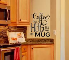 Decorating Attractive Wall Art Coffee Kitchen Decor Things You