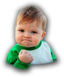 Success Kid Meme - livememe com success kid