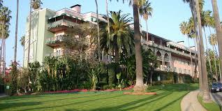 beverly hills hotel visit california