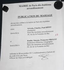 certificat de capacitã de mariage mariage en ukraine entre le ressortissant français et une