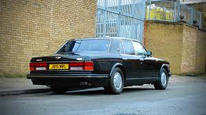 used bentley ad 1991 bentley turbo r is the definition of elegance on wheels