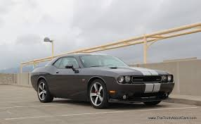 Dodge Challenger X Edition - 2013 dodge challenger srt8 392 review and road test manual