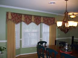 awesome dining room valance images home design ideas