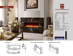 White Electric Fireplace With Bookcase by Dynasty 44
