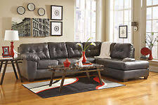 Bonded Leather Sofa Durability Bonded Leather Sectional Sofas Loveseats U0026 Chaises Ebay