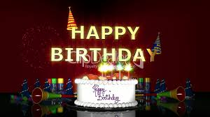 happy birthday version 2 royalty free video and stock footage